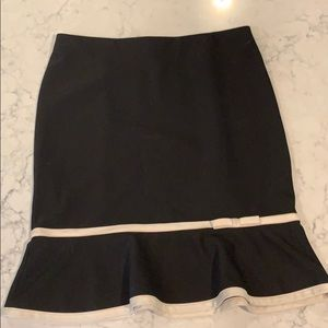 NWT Express Women's Skirt with Bow Accent, small